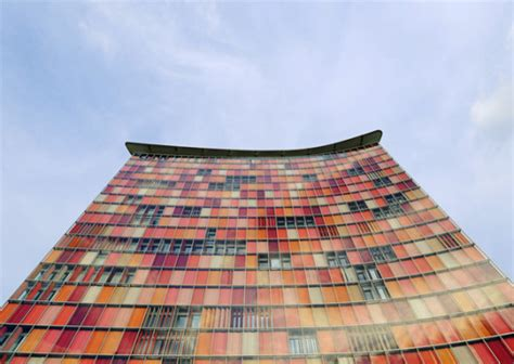 Sonnenschutz Fuer Hochhaeuser by Sonnenschutz Integriert Fassade Zusatzelemente