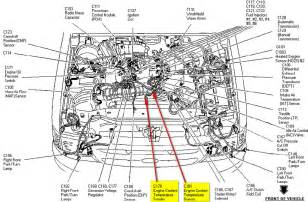 similiar ford 3 0 v6 engine diagram keywords chevy tbi injectors as well 1999 ford ranger 3 0 engine diagram