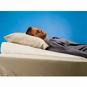 1000 ideas about wedge pillow on pinterest support With bed wedge to keep pillows from falling