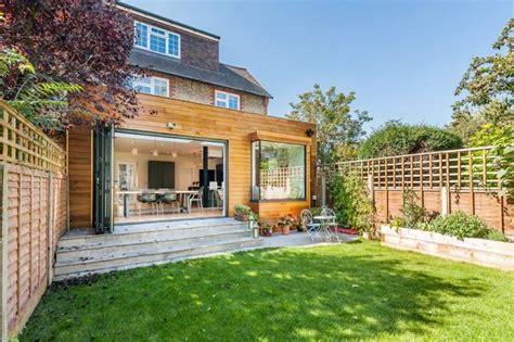 agrandissement maison en bois 30 id 233 es pour adopter l extension maison
