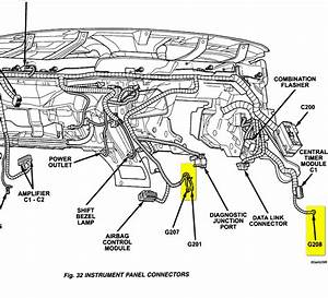 Diagram  1997 Dodge Dakota Engine Diagram Full Version Hd