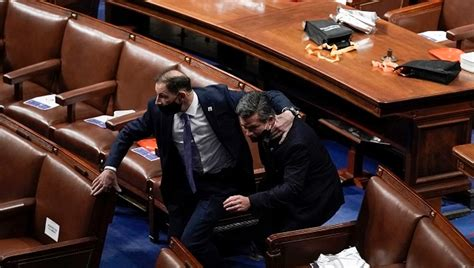 US Capitol siege: Donald Trump supporters occupy Congress ...