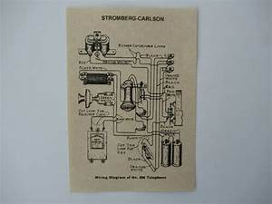 Stromberg Carlson Glue In Wiring Diagram For Wood Wall