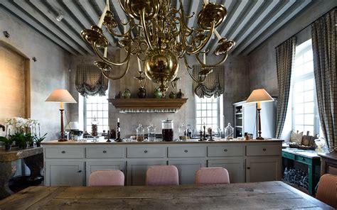 cuisine de chateau château du tertre salle de réunion et séminaire en gironde