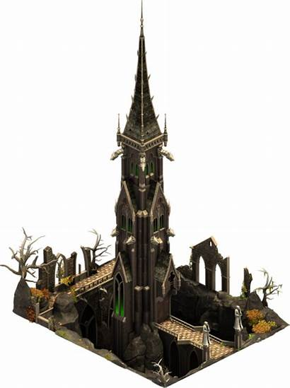 Tower Forge Empires Event Halloween Torre Turm