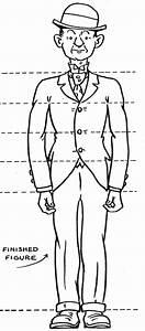 Figure Drawing   How To Draw Cartoon Figures  U0026 Bodies