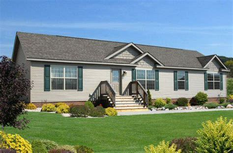 Manufactured Homes Are The Number One Choice In