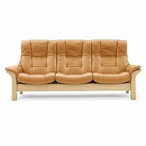 3 Sitzer Sofa : stressless sofa 3 sitzer buckingham l hoch tan natur ~ Bigdaddyawards.com Haus und Dekorationen