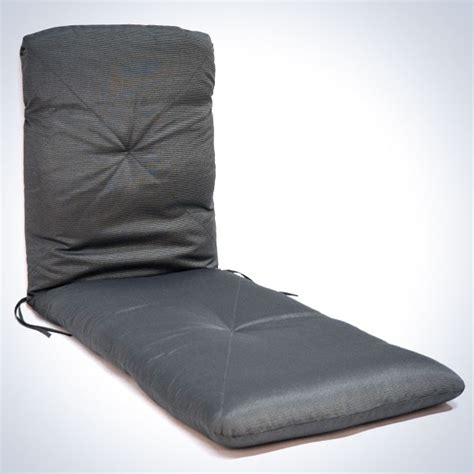 coussin de chaise longue lounge chair cushion