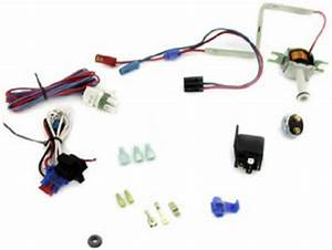 Torque Converter Lock Up Kit 200r4 Complete Relay