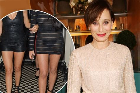 Kristin Scott Thomas Blasts Uk Woman For 'short Skirts