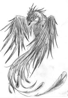 Phoenix drawing | Tattoo Ideas | Pinterest | Phoenix drawing, Phoenix and Drawings