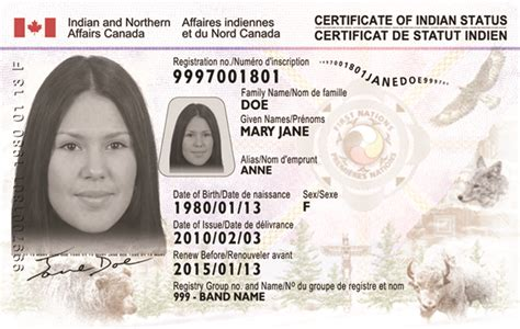 Canadian Id Card Requirements,