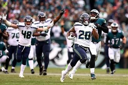 Seahawks Eagles Seattle Philadelphia Penny Rashaad Vs