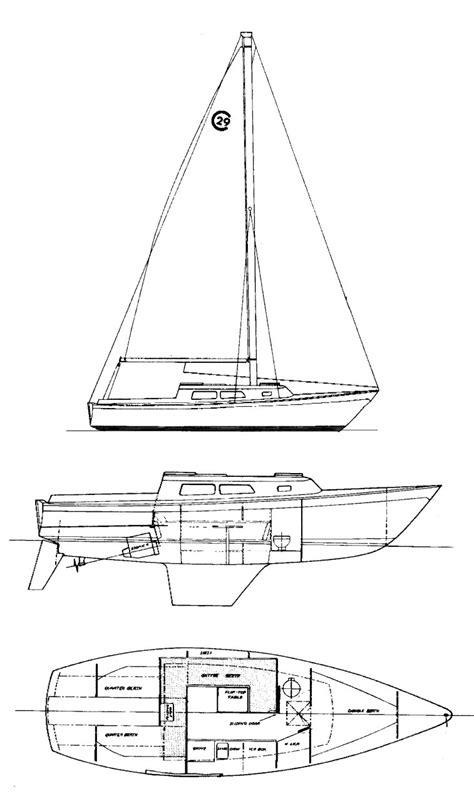 Mariposa Dory Boat by Cal Sailboats