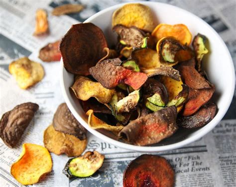chips veggie air fryer snack flavor loaded such healthy super easy light cooking these