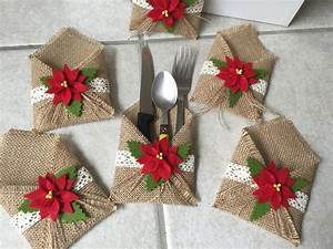 Decoration De Noel Table : deco de table pour noel fait maison ~ Melissatoandfro.com Idées de Décoration