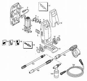 Karcher K2 Spare Parts