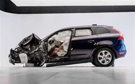 crash test si鑒e auto crash testing side view after impact photo 27