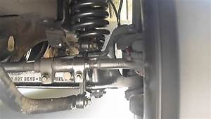 2000 Ford Excursion Rwd Suspension Problems  Driver Side