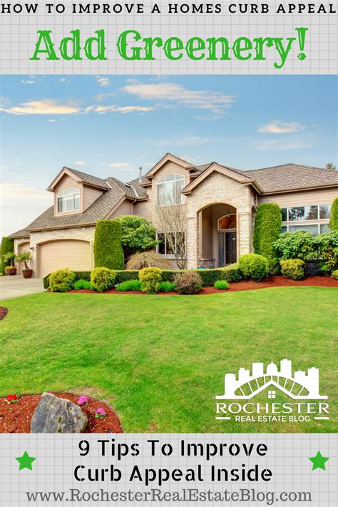 How To Improve A Homes Curb Appeal In Rochester Ny