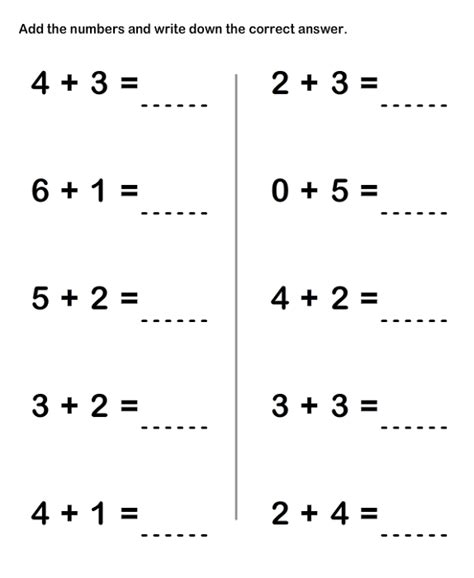 cosy maths worksheets for grade 1 printables for your