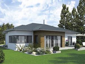 Fertighaus 100 Qm : fertighaus bungalow s141 vario haus fertigteilh user ~ Orissabook.com Haus und Dekorationen