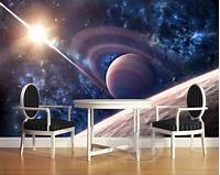 lovely space wall mural Lovely Space Wall Mural - Home Design #926