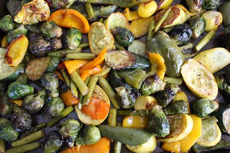 how to roast vegetables in oven mami eggroll recipe oven roasted vegetables