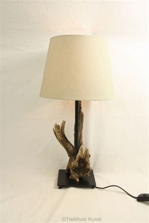 treibholz nachttischlampe wwwtreibholz bodenseede