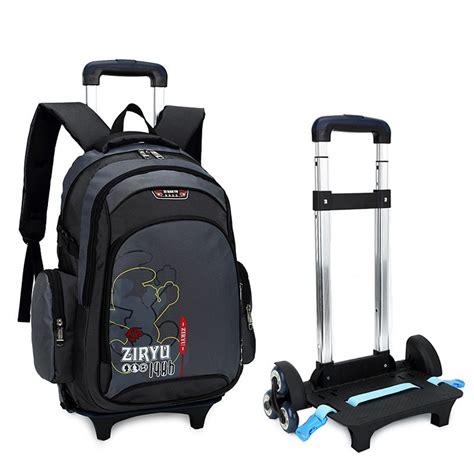 best trolley backpack 58 trolley backpack luggage china big rolling wheel