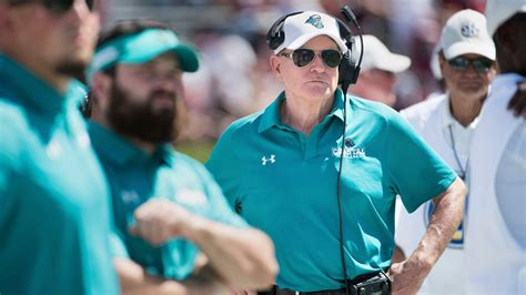 College football's biggest bargain: Coastal Carolina's Joe ...