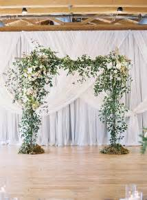best 25 indoor wedding arches ideas on wedding alter decorations ceremony backdrop
