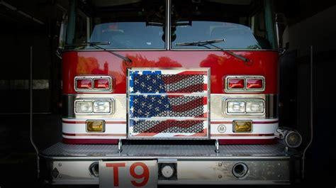 fire department ladder truck  fresno california