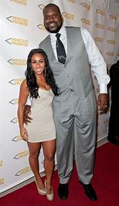 """Height Difference: Nicole Alexander and Shaquille O'Neal ..."