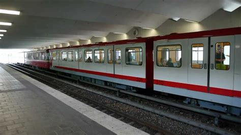 überseequartier U Bahn by U Bahn N 252 Rnberg U1 Mix Hd