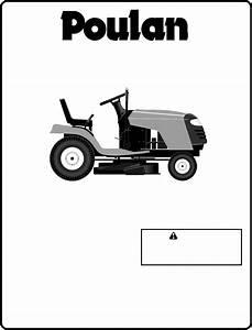 Poulan Lawn Mower Po17542lt User Guide