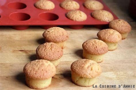 cuisine facile rapide recette petits gâteaux aux amandes la cuisine familiale