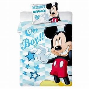 Bettwäsche Mickey Mouse : kleinkind bettw sche oh boy mickey mouse micky maus ~ A.2002-acura-tl-radio.info Haus und Dekorationen