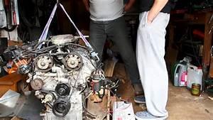 Starting Alfa Romeo 3l V6 Engine
