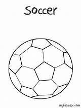 Coloring Pages Soccer Ball Balls Print Davidson Harley Popular sketch template