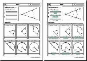 Winkel Berechnen übungen 7 Klasse : mathematik geometrie arbeitsblatt winkel teile winkelarten 8500 bungen arbeitsbl tter ~ Themetempest.com Abrechnung