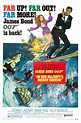 The Best James Bond Movie Posters of the 1960s! | Heroic Times