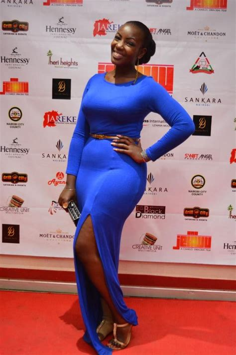 mumbi maina actress brother jekwu premieres in kenya