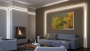 Led Beleuchtung Indirekt : indirekt beleuchten mit led streifen wohnen news f r heimwerker ~ Bigdaddyawards.com Haus und Dekorationen