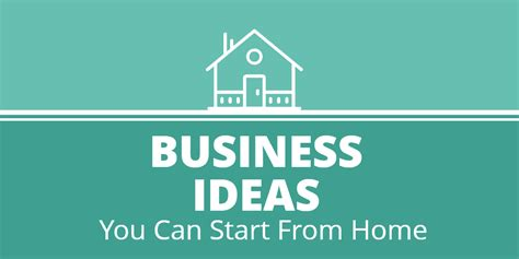 Home Design Business Ideas by 25 Business Ideas You Can Start From Your Own Home