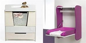 Petite Table A Langer : tout pour accueillir une petite fille dans votre famille ~ Teatrodelosmanantiales.com Idées de Décoration