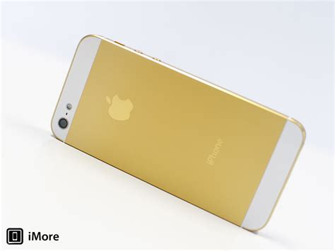 gold iphone 5 the gold iphone 5s imore