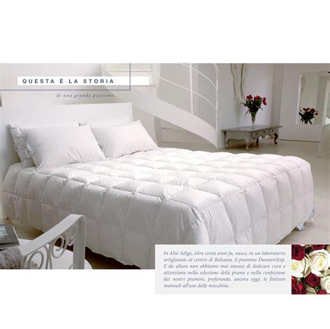 daunenstep cuscini piumino daunenstep d800 punto bianco