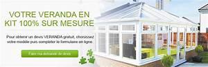 Veranda En Kit Castorama : veranda en kit belgique ~ Melissatoandfro.com Idées de Décoration